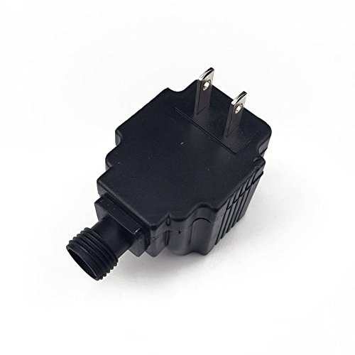 CNZ Submersible LED Fountain Ring (6-LED/12-LED AC Adapter) ()