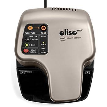 Amazon.com: Oliso Pro Frisper PRO-1000 Smart Vacuum Sealer ...