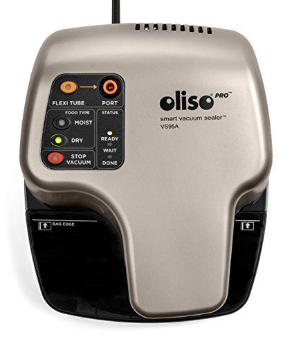 Oliso Pro VS95A Smart Vacuum Sealer, Silver by Oliso (Image #6)