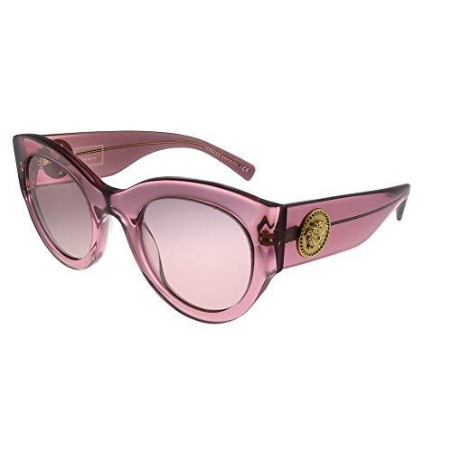 Versace Woman Sunglasses, Pink Lenses Acetate Frame, ()