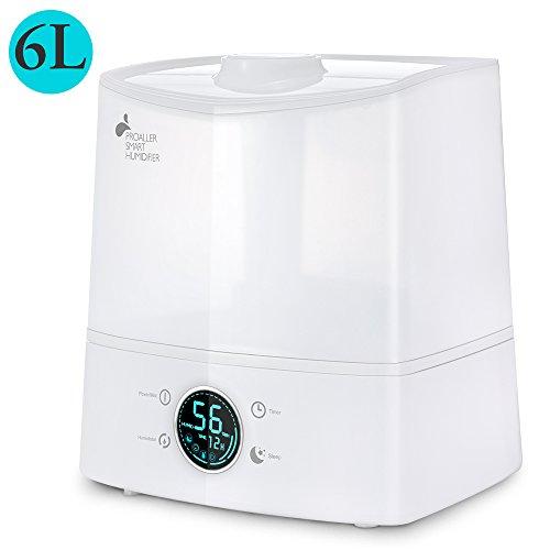 room humidifiers with humidistat - 3