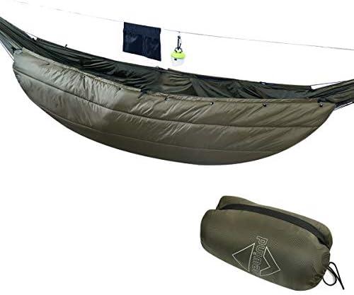 onewind Underquilt Hammock Underquilt for Hammock Camping Quilt Lightweight Sleeping Bag Portable 4 Season Quilt for Hammock