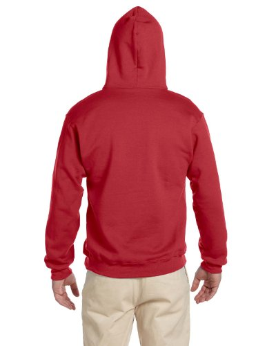 Jerzees 9 oz Pullover Hooded Sweatshirt (4997M) Small Texas Orange - Jerzees 4997 Hoodie Sweatshirt