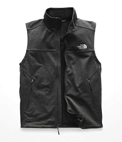 The North Face Men's Apex Canyonwall Vest - TNF Dark Grey Heather & TNF Dark Grey Heather - M by The North Face