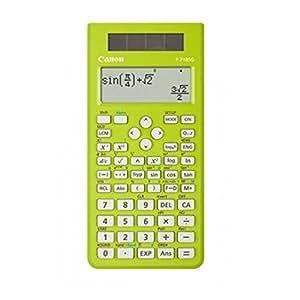 Canon F718-SG - Calculadora científica, verde