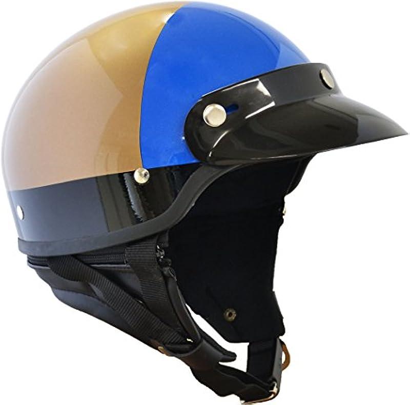 MARUSHIN 오토바이 헬멧 하프 MP-1105