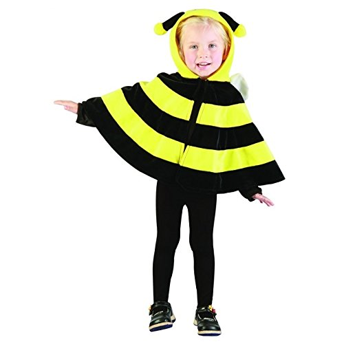 Baby costume cape bee maya birthday halloween carnival cape]()