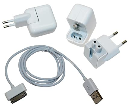 Adaptador de corriente para/Apple iPhone 4S (16GB - 32GB ...