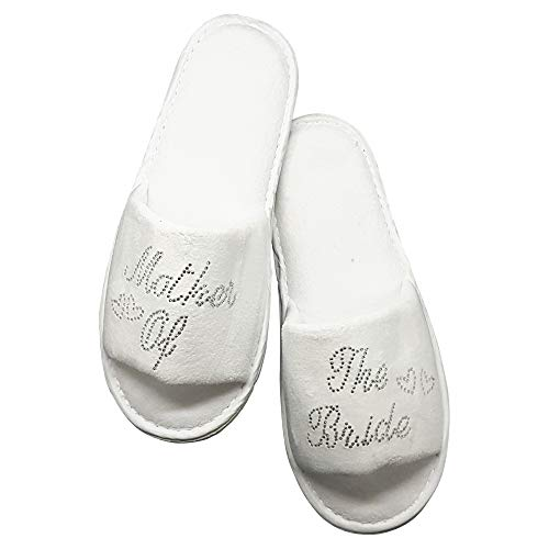 pour Mother m The Of lin Bride femme Chaussons wEPnqwz6A