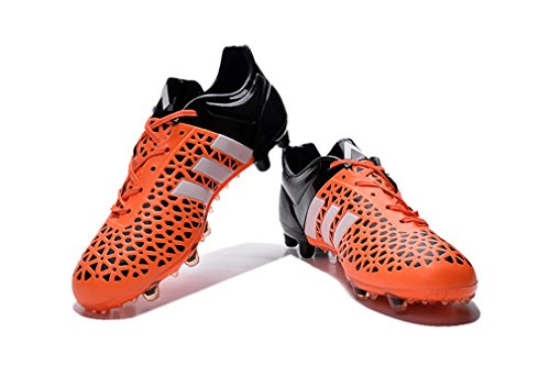 Herren ACE 15,1FG orange Low Fußball Schuhe Fußball Stiefel