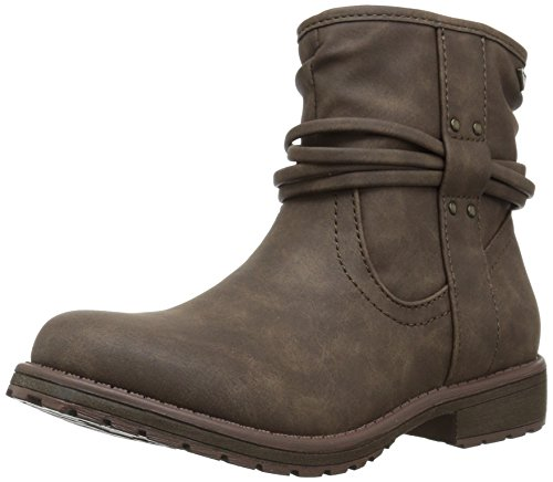 Pictures of Roxy Girls' RG Aiza Bootie Ankle Boot ARGB700033 Chocolate 1