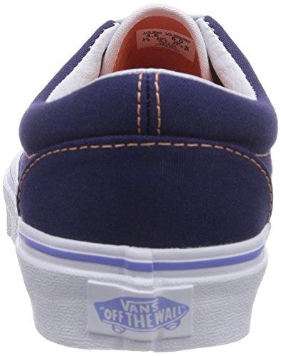Blue Vans patriot U Baskets melon Mixte Bleu Mode Era Adulte 00qxHr8a