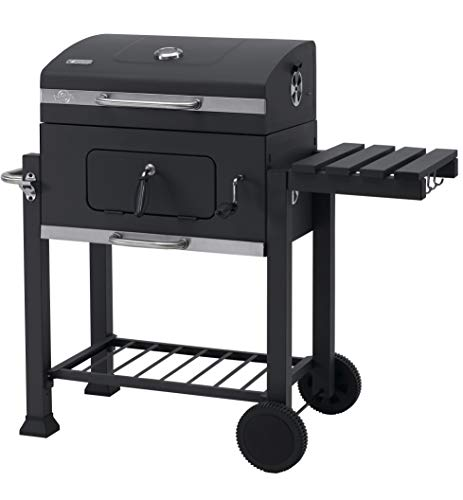 tepro Grillwagen Toronto Trolly Charcoal Barbecue