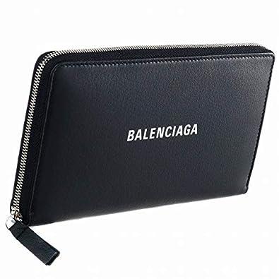 super popular 2acbf de325 Amazon | BALENCIAGA(バレンシアガ) 財布 長財布 ラウンド ...