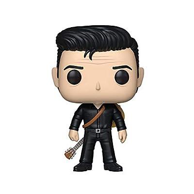 Funko Pop! Rocks: Johnny Cash - Johnny Cash in Black: Toys & Games