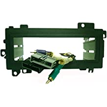 Replace the Infinity factory Radio - Dash kit + wire harness for installing a Single Din Radio into a DODGE 600K (84-87) - ARIES K (84-89) - CARAVAN (84-2000) - CHARGER (84-87) - DAKOTA (87-2000)