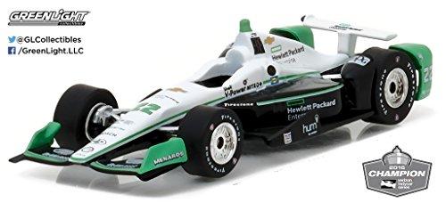 Greenlight 10770 1:64 2016 #22 Simon Pagenaud 2016 Verizon IndyCar Series Champion / Penske Racing, Hewlett Packard