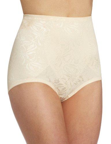 Flexees Lace Briefs - Maidenform Flexees Women's Shapewear Brief Firm Control, Blush, Large