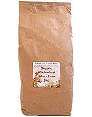 Demeter Farm Mill Organic Wholewheat Bakers Flour, 5kg