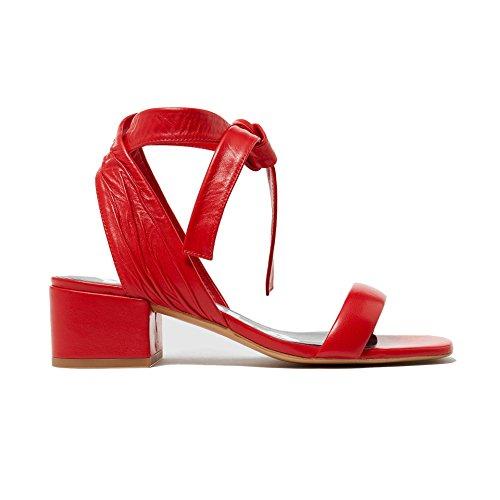 Bimba y Lola Femme Color Knot Sandal 181BZ1222