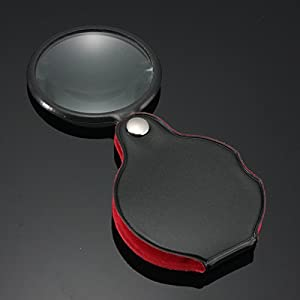 10X Magnifying Magnifier Glass Eye Foldable Loop Loupe