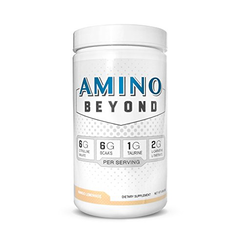 Momentum Nutrition Amino Beyond (Mango Lemonade)
