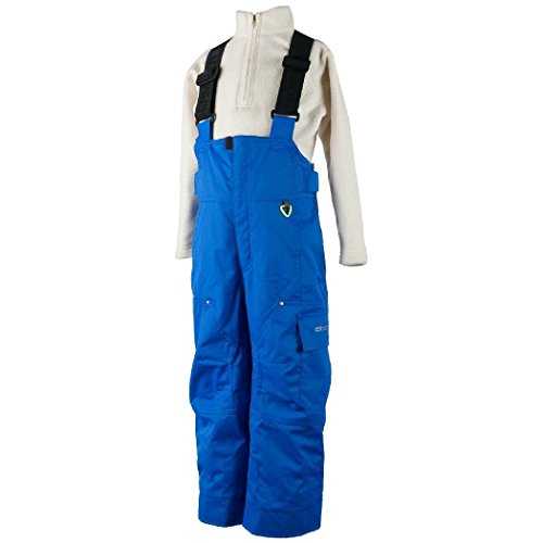 Obermeyer Volt Pant True Blue Kids Boy's 4 by Obermeyer