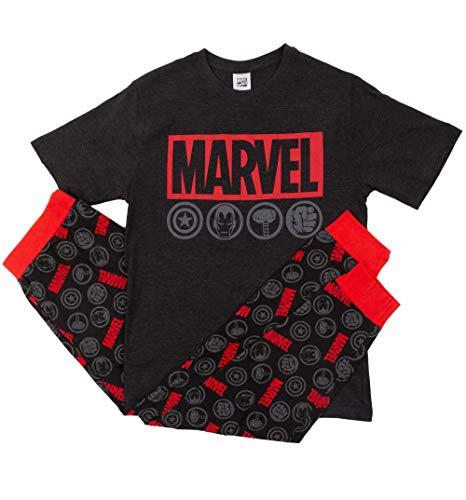 Mens Marvel Pyjamas