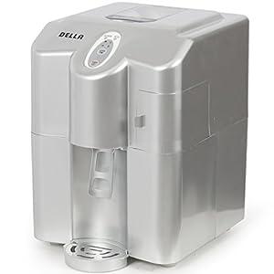 Amazon Com Della Compact Portable Countertop Ice Maker
