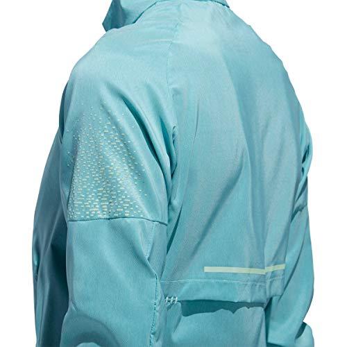 Supernova Turquoise Sportiva chinã Donna Jkt Giacca Adidas Vert zqYdwn