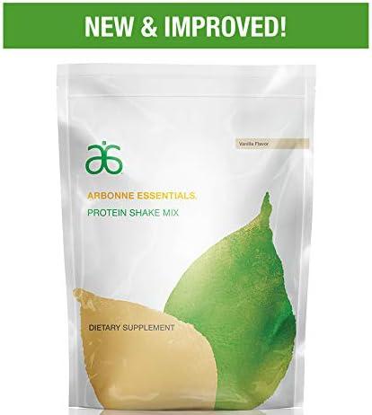 Arbonne Essentials – Protein Shake Mix 2 lbs – Vanilla