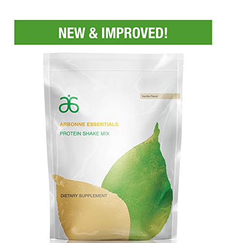 Arbonne Vanilla Protein - Genisoy Products Shake Protein Soy