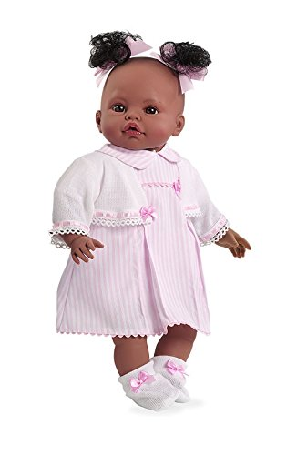 Search : My Brittany's Adorable Doll Collection 17 Inch African American Baby Doll in Pink