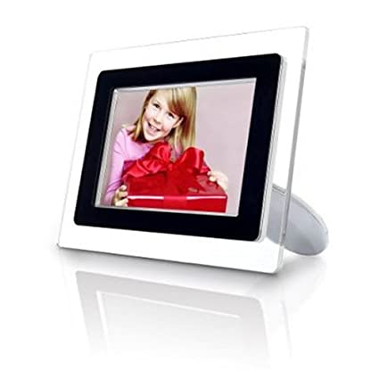 Amazon.com : Philips 6.5-Inch Digital Picture Frame with 4 ...