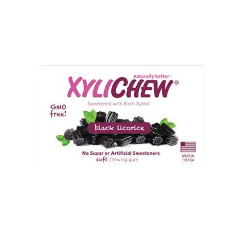 Xylichew Licorice Sugar Free Chewing Gum -