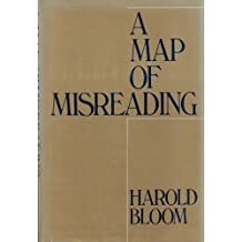 Map of Misreading Hardcover – April 3, 1975