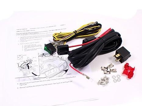 Awe Inspiring Amazon Com 92 99 Bmw E36 3 Series Fog Light Wiring Harness Kit W Wiring Database Lotapmagn4X4Andersnl