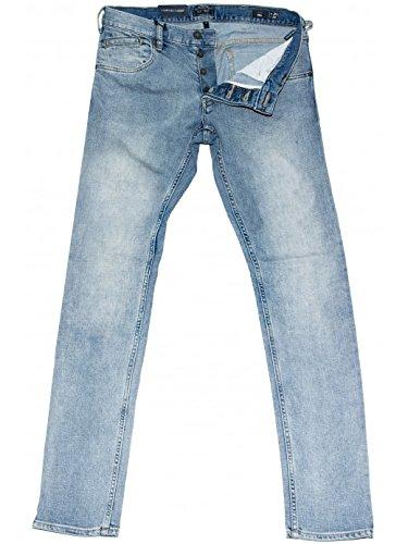 Para hombre Armani Jeans para hombre pantalones vaqueros J23 ...