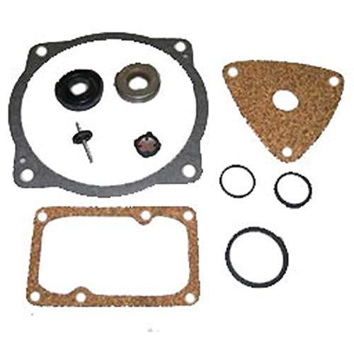 (Eckler's Premier Quality Products 40-322410 Chevy Rebuild Kit, Treadle Vac, Bendix,)