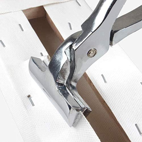 レンチ スパナ DIY工具 プライヤーハンドルストレッチャーを伸ばすハンドツールは、アーティストFraningツールマニュアルクロームキャンバスをバー