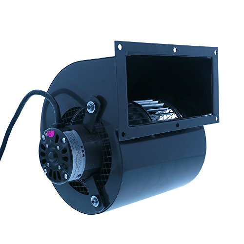 Hurricane Blower with Adapters, 465 Cubic Feet Per Minute by Hurricane