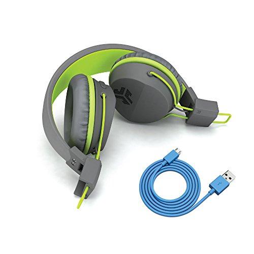 JLab Audio NEONHPB Bluetooth On-Ear Headphones