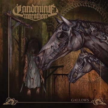 Gallows by Landmine Marathon (2011) Audio CD