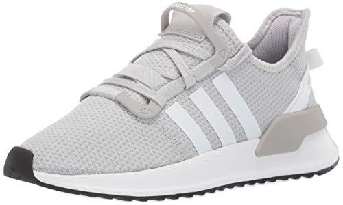 adidas Originals Women's U_Path Running Shoe, LGH Solid Grey/White/Black, 8 M US ()
