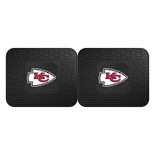 - FANMATS 12357 NFL - Kansas City Chiefs Utility Mat - 2 Piece