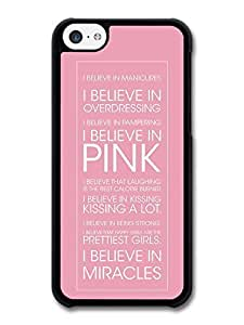 AMAF ? Accessories Happy Girls Are The Prettiest Audrey Hepburn Life & Love Inspirational Quote case for iPhone 5C