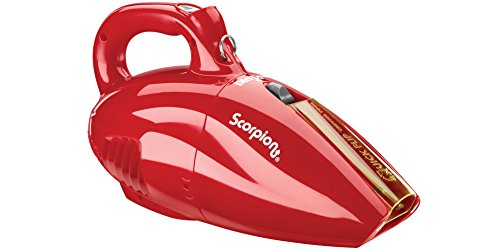 Dirt Devil Scorpion Handheld Vacuum Cleaner, Corded, Small, Dry Hand Held Vac With Cord, Red, SD20005RED (Design Might Vary) Dirt Devil Light Vacuums