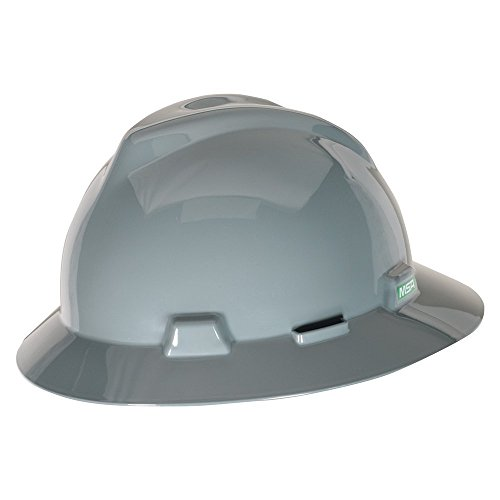(V-Gard Protective Full-Brim Hard Hats (Gray))