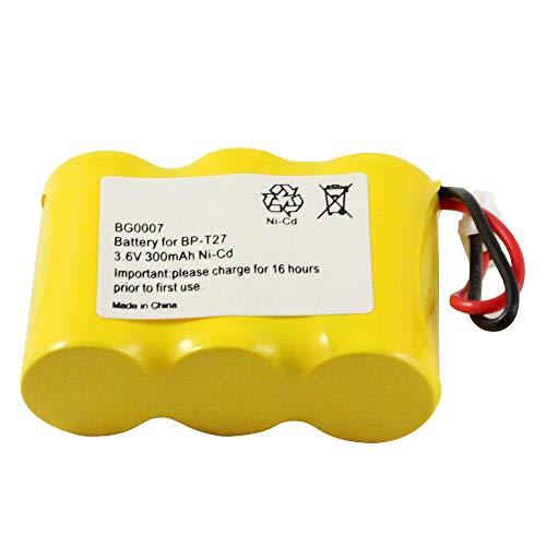 WalR Rechargeable Cordless Phone Battery for Lenmar CBD312 CBD-312 Northwestern Bell 32710 32750 38300 39100 Sanik 3SN23AA30SJ1 3SN2/3AA30 3N-250AA 3N-270AA (S-SJC) 3N-270AA ZG