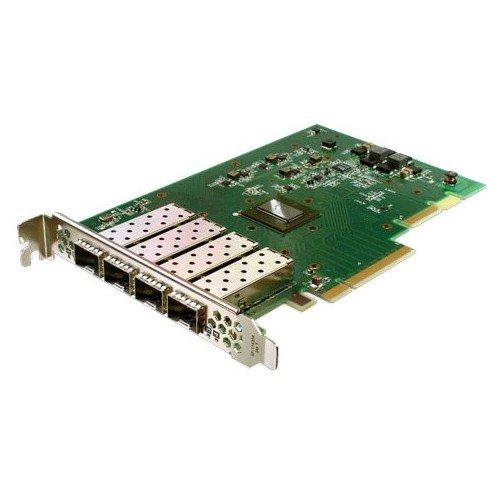 Solarflare Communications Inc Flareon Quad-Port 10GbE PCIe 3.0 Server I/O Adapter SFN7004F